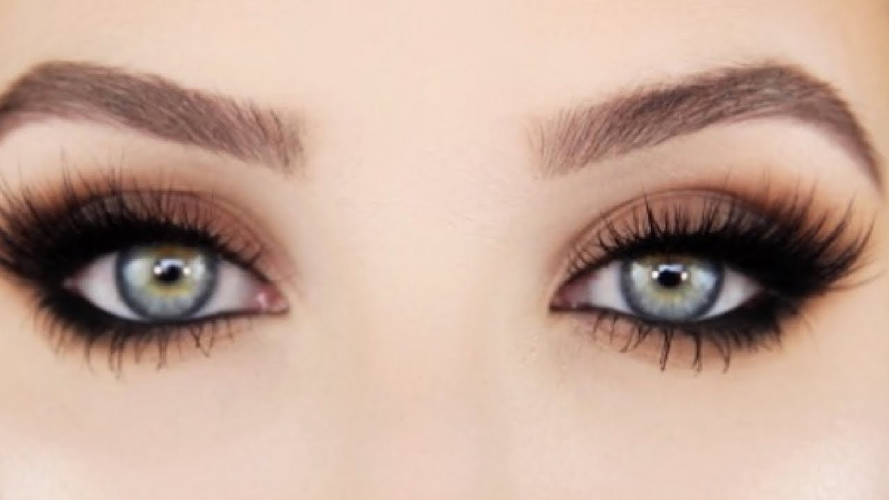 Natural Cat Eye Makeup