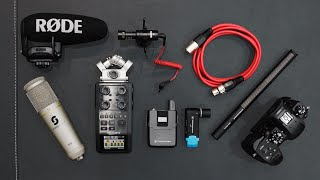 My Audio Gear for YouTube!