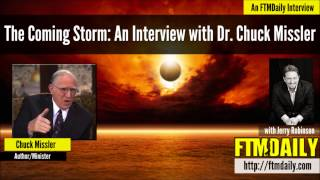 The Coming Storm: An Interview with Dr. Chuck Missler