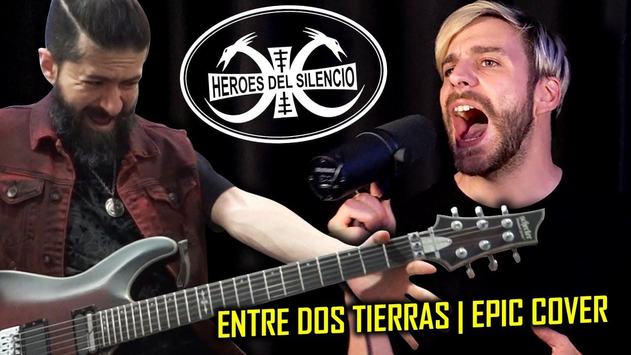 ShaunTrack - Entre Dos Tierras (ft. César Huesca)   Héroes Del Silencio