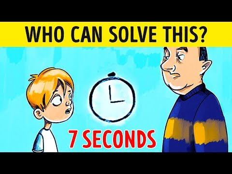 THE ULTIMATE 7 SECOND RIDDLES CHALLENGE FOR KIDS AND ADULTS