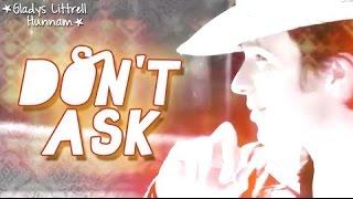 Don't ask- Rick Astley (Subtitulos en español)