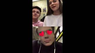 Трансляция Open Kids и актеры сериала #ШКОЛА