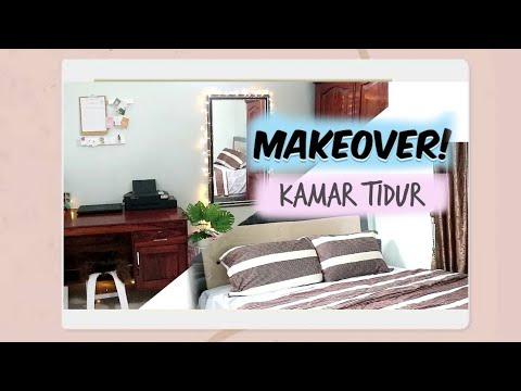 Makeover Kamar Tidur Jadi Lebih Luas, Fresh, Bersih