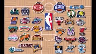 NBA ShootOut 2000 intro PS 1999
