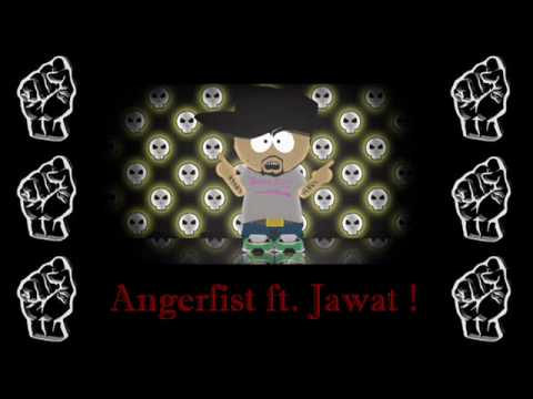 Angerfist ft. Jawat - Sensation black '07