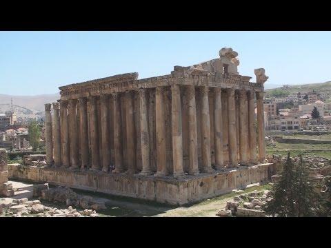 Baalbek بعلبك Temple Complex Tour Lebanon لبنان