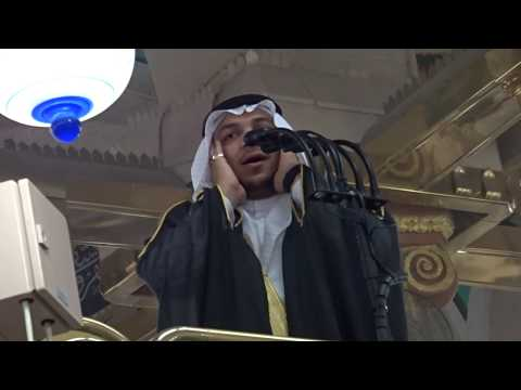 Masjid Nabawi - Adzan / Adhan / Azan / Prayer Call