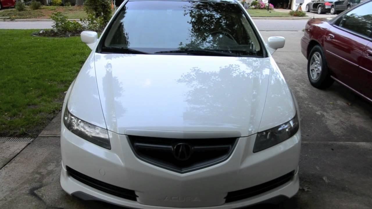 Acura TL Switchbacks YouTube - 2006 acura tl fog lights