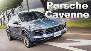 數位化加持 質感昇華 Porsche Cayenne thumbnail