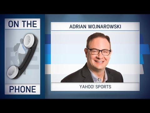 Adrian Wojnarowski of Yahoo Sports Talks NBA Finals, Kevin Durant