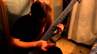 Born Of Osiris - Follow the Signs (bass cover)