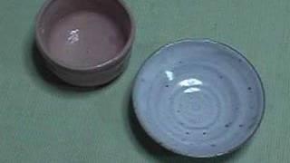 #693 Pink Bowl