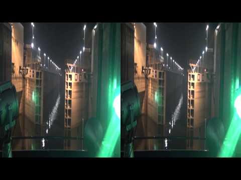 China, III. Yangtze-Kreuzfahrt, Wuhan - ein 3D side by side SBS-Video von 3D-Staar-Videoproduction