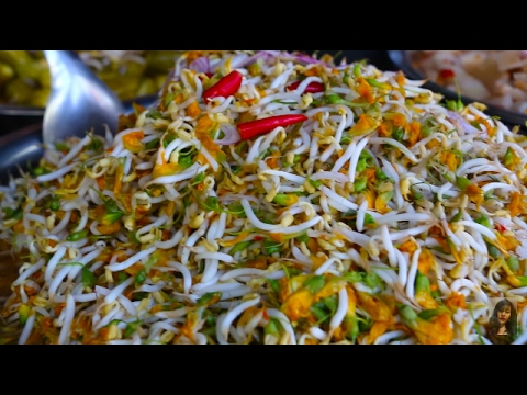 Asian Street Food, Cambodian Street food Tour, Fast Street food In Asia