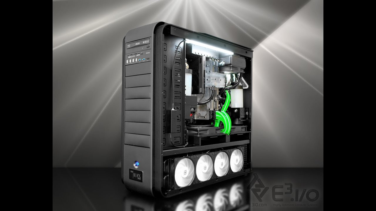 Liquid cooling: best liquid cooling system for pc.
