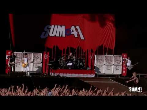 Sum 41 Live Idays 2017 - INTRO + THE HELL SONG + OVER MY HEAD