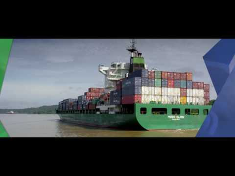 Panama Canal - The Great Connection: The World Trade Connection (2)