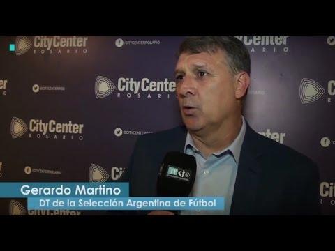 Marketing Registrado - Tata Martino, Expo Fútbol, Newell's y Rosario Central