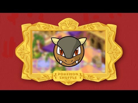 Pokemon Shuffle Kangaskan | Tutorial