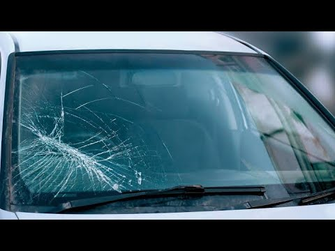 How To Repair Windshield Chip Or Crack On Your Car -youtube