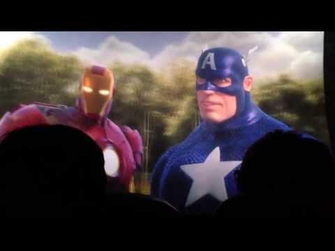 Avengers 4D