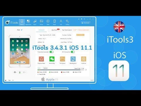 [New!] How to download and setup iTools 2017 (EN) v 3 4 3 1 full version  [latest version! / Nov'17]