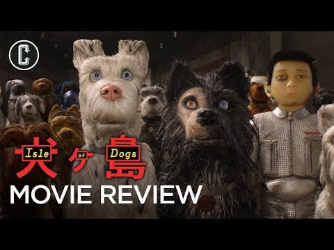 Isle of Dogs Movie   Another Stop Motion Hit for Wes Anderson?