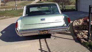 1963 Pontiac Catalina Safari