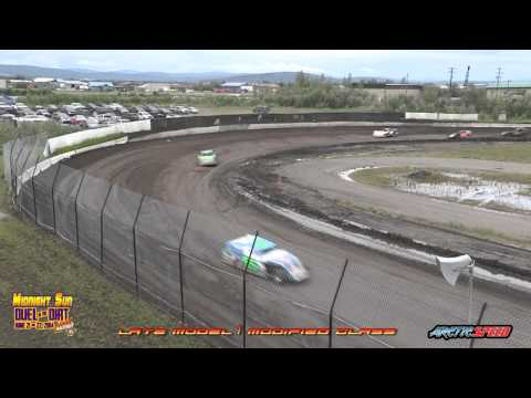 Mitchell Raceway ~ Duel in the Dirt 6.21.14 Late Model / Mod