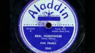 Five Pearls - Real Humdinger - Aladdin 3265 1954