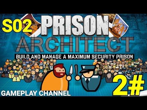 Prison Architect - S02 - #2 - Riscaldamento e isolamento! - [HD - ITA]