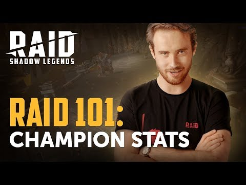 Champions Overview - RAID: Shadow Legends Official Site :