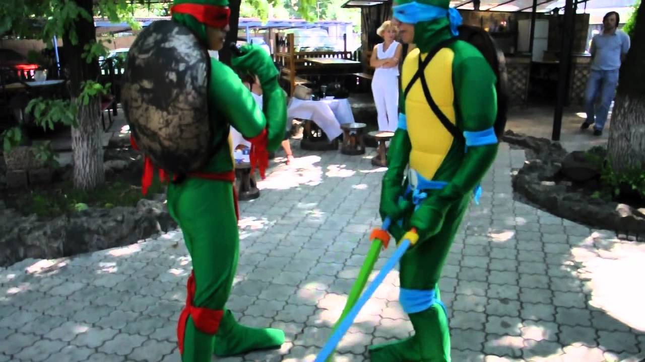 Карнавальный костюм игрушки Костюм Черепашки-ниндзя
