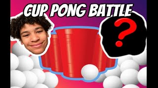 Cup Pong Battle