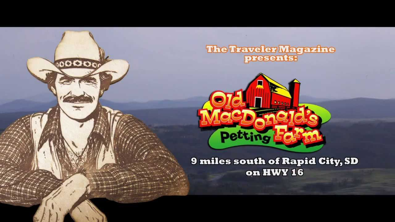 Old Macdonald S Petting Farm Black Hills Rapid City South Dakota Youtube