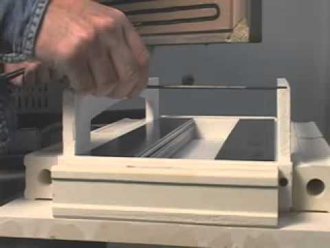 Glass: fusing and slumping.mov