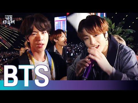 BTS(방탄소년단) - HOME  l 2019 KBS 가요대축제 20191227