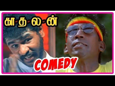 Kadhalan Tamil Movie | Comedy scenes |...