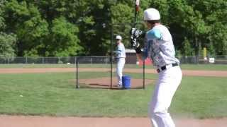 Baseball Recruiting Video 2015 Grad Middle Infielder
