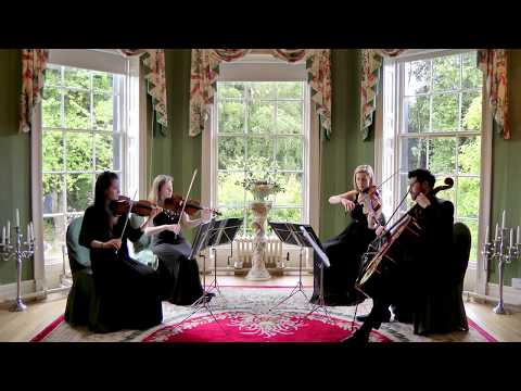 With Or Without You (U2) Wedding String Quartet