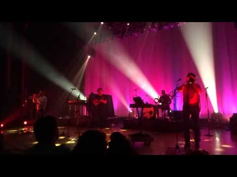 Beirut - East Harlem - Live at Royal Oak Music Theater in Royal Oak, MI on 11-11-15