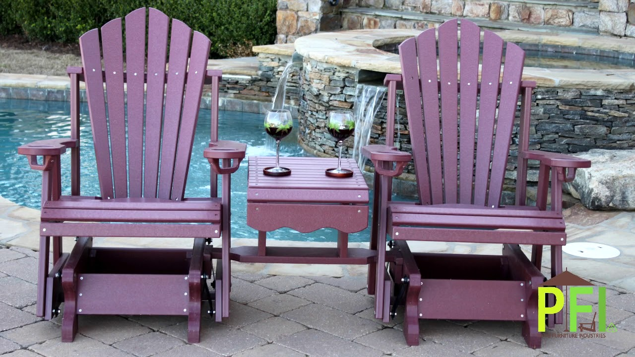 You Outside Can Leave Outdoor Furniture