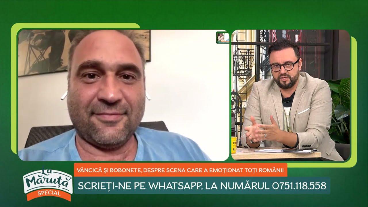 Văncică și Bobonete, interviuri exclusive la Măruță despre scena care a impresionat până la lacrimi