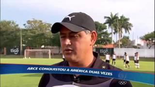 Arce conta o porque recusou comandar o Palmeiras