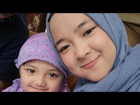 Nisa Sabyan Tutorial Hijab Segi Empat Simple