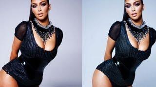 9 Photoshop Fails: Fashion Magazines, Brochures, Web Sites