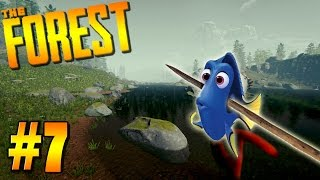 DORY KOM AAN ME STOKKIE | The Forest #7