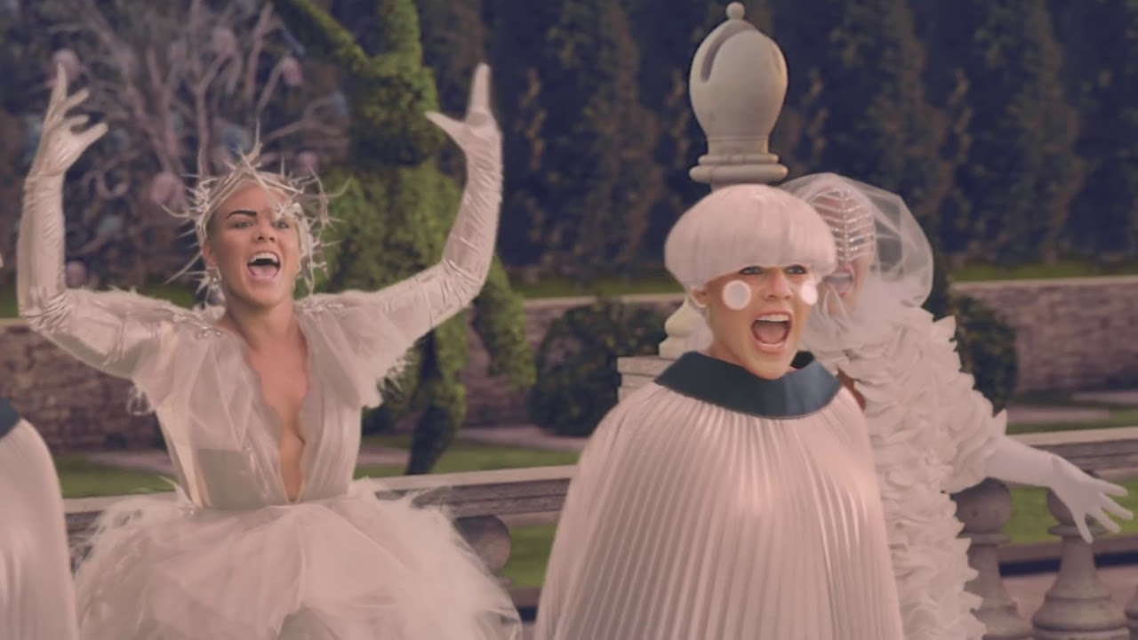 Download P!nk   Just Like Fire From the Original Motion Picture Alice Through The Looking Glass  1080p