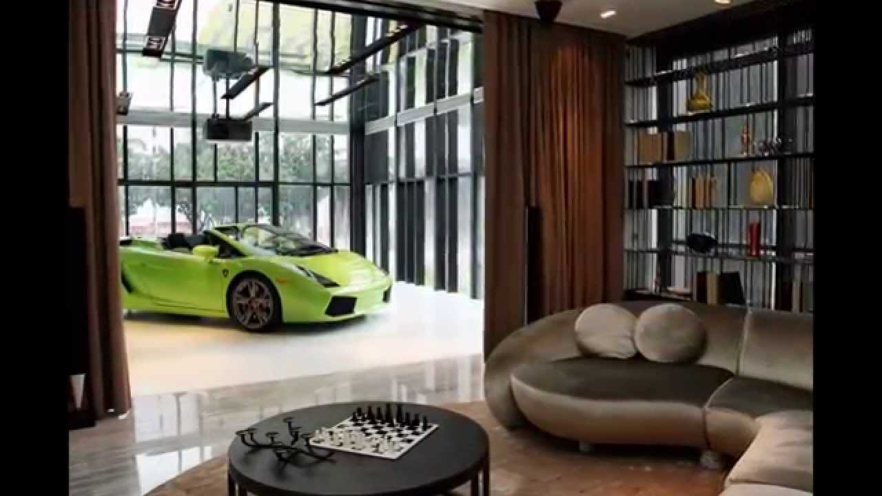 Dream Garages Of The Rich For Their Stunning Supercars
